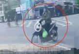 Ô tô không giảm tốc độ, tông trực diện xe máy tại ngã ba
