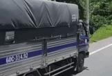 Cố tình lấn làn khi tắc đường, xe tải gặp xe CSGT và cái kết