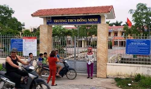 Trường THCS Đồng Minh