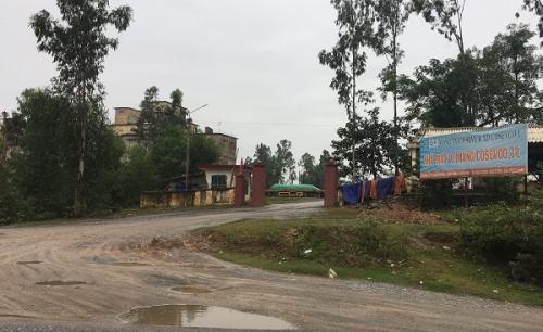 Nhà máy xi măng Cosevco 11-