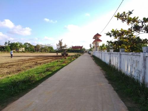 đường làng quảng văn