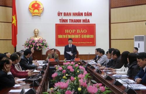 Chù tịch UBND tỉnh Thanh Hóa