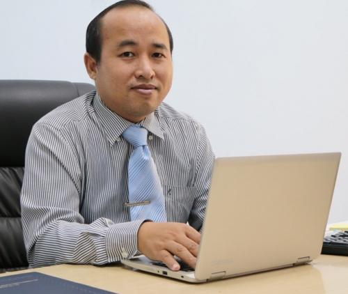 ông Trần Quang Nam