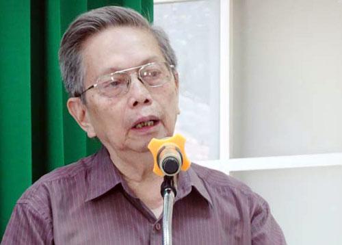 GS Nguyễn Ngọc Giao
