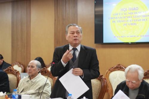 Ông Lê Quán Tần