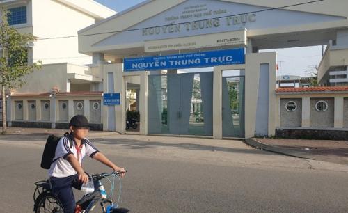 Trường THPT Nguyễn Trung Trực