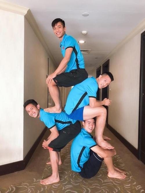 cầu thủ đội tuyển Việt Nam