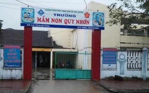 Trường Mầm non Quy Nhơn