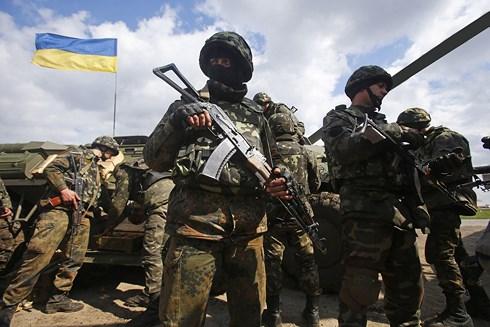 Quân đội Ukraine