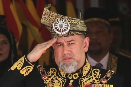 quốc vương Malaysia