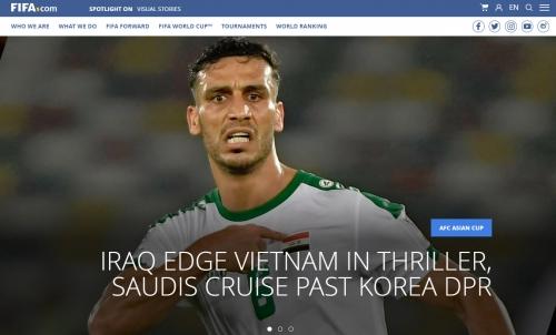 Trang chủ FIFA